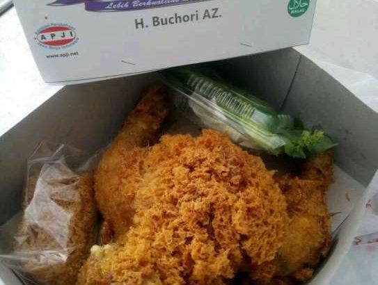 Ater ater ayam utuh