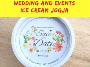 Es Krim ICE CREAM pernikahan sawalan catering