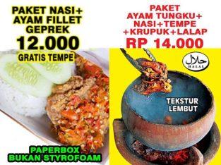 Nasibox Nasi Kotak Murah