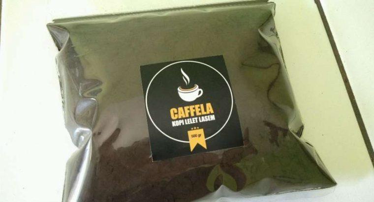 Kopi Lelet CAFFELA 500gr