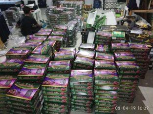 Kurma Khalas dari Arab Saudi 1kg dan 1/2 kg