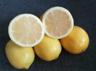 Jual Lemon Import Segar Bandung