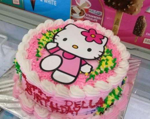 Kue Ultah Ulang Tahun Hello Kitty Marketplace Kuliner