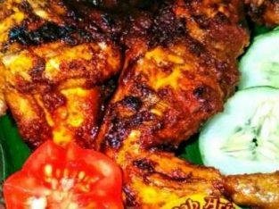 Bebas Galau dengan Ayam Bakar
