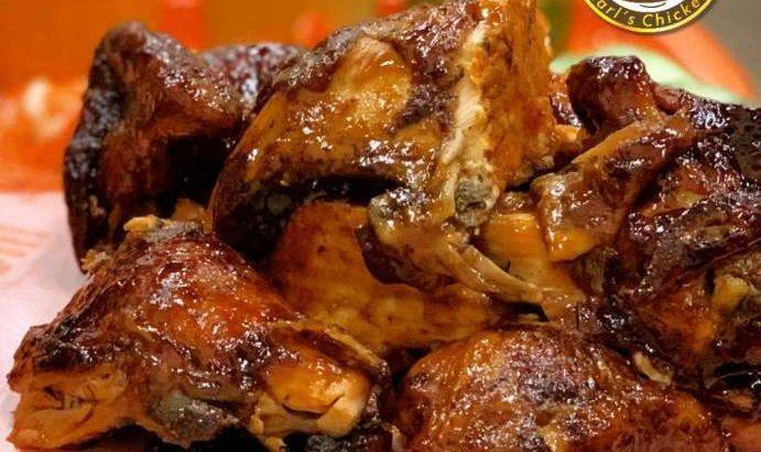 Ayam Guling Honey BBQ Sehat Non MSG