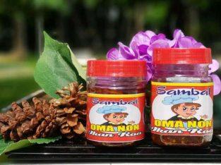 Sambal Ikan Roa OMA NON Rasa Premium