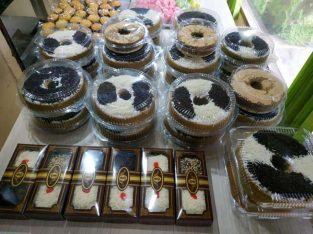 Toko Kue Ari Bakery Menyediakan Berbagai Macam Kue