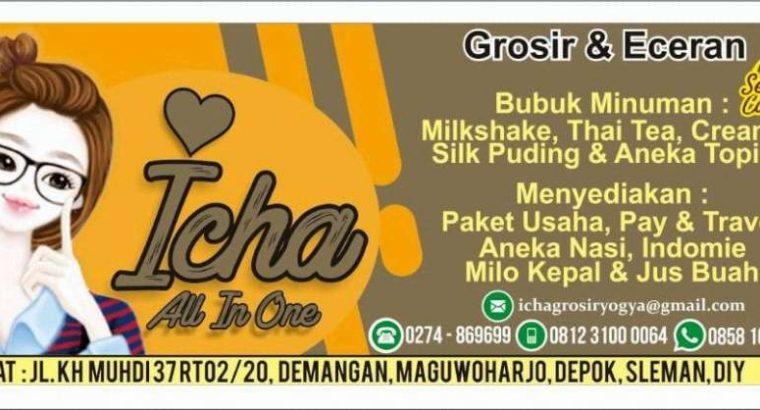 Grosir & Eceran Bubuk Minuman Milkshake Thai Tea