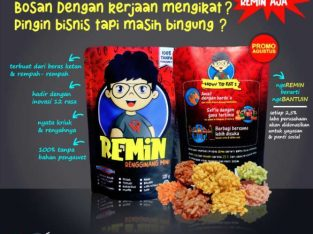 Rengginang Mini (Open Reseller)