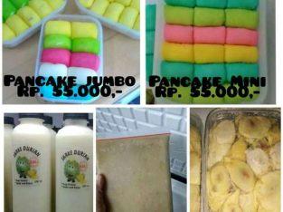Supplier Aneka Olahan Durian Asli Medan di Bandung