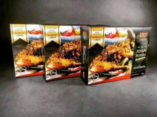 Jual Ayam Ungkep Murah 1 ekor