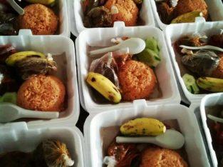 Nasi Kotak Palembang Ibu Maryati
