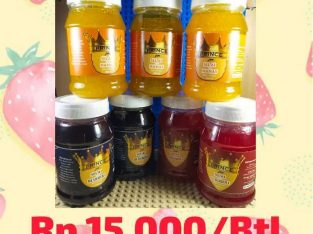Selai Strawberry, Nanas, Blueberry – PRINCE JAM
