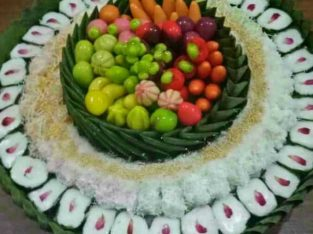 kue thailand