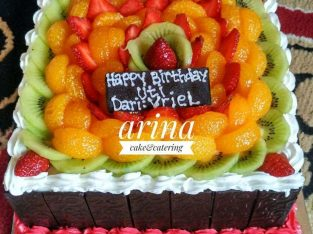Kue Tart buah