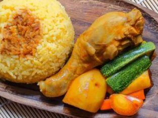 Nasi minyak khas jambi