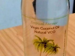 VCO (Virgin Coconut Oil) – Minyak Kelapa Murni