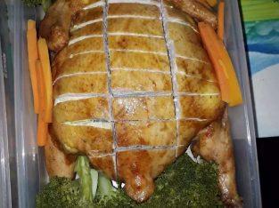 Ayam kodok ayam cabut tulang