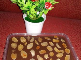 puding brownies 500 ml