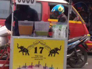 Franchise Thaitea Palembang