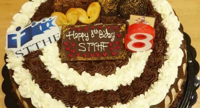 Kue Tart 24jam Cake Birthday