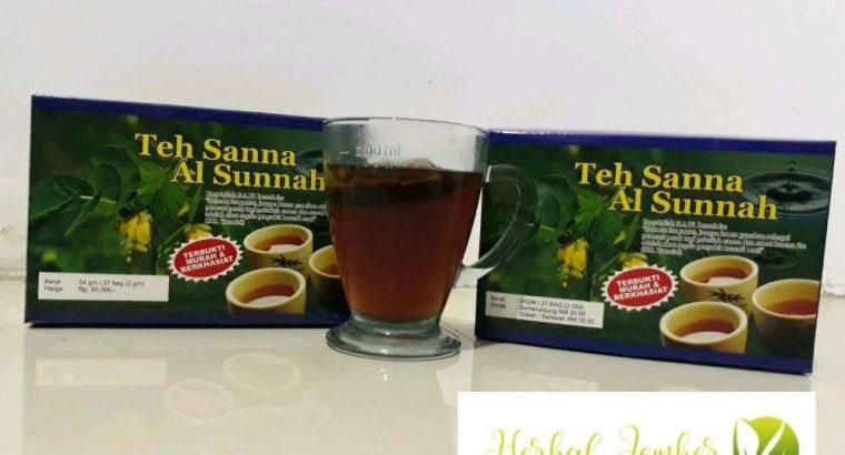 Teh Sanna Al Sunnah utk perut buncit dan pelancar