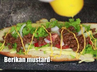 Roti Super John dan Kebab Super