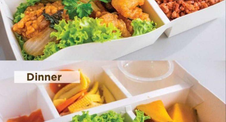 catering diet sehat masakan muslim