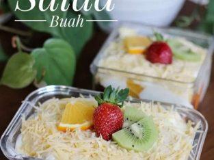 Salad buah sehat