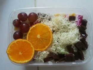 BELS  SALAD (fresh fruit salad)
