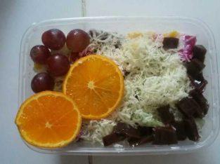 BELS  SALAD (fresh fruit salad)