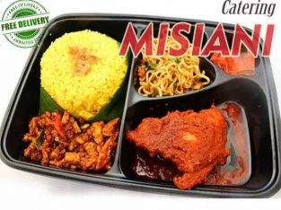 Catering Nasi Kotak Nasi Bento Murah Surabaya