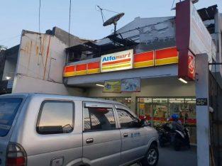 Jual Ruko Bung Tomo dan Franchise Alfamart Surabay