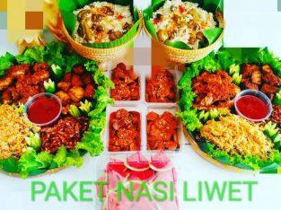 Paket Nasi Liwet Cirebon