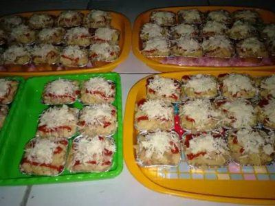 Nerima pesanan macaroni schotel