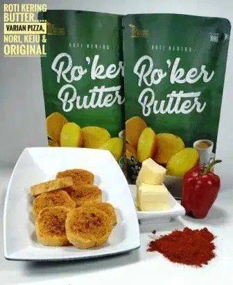Roti Kering Bagelen khas Bandung aneka rasa snack