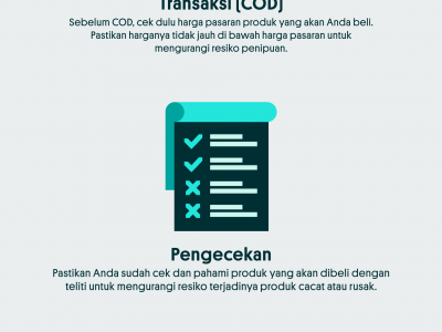 Tips Melakukan Transaksi COD [Cash On Delivery]