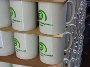 Pabrik mug promosi harga paling murah disurabaya