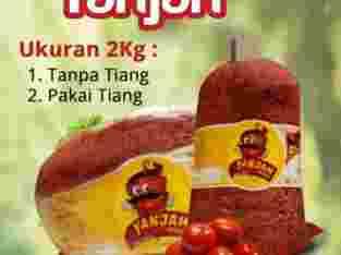 Daging Kebab Sapi Yanjah 2kg Tanpa Tiang