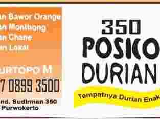 Duren Bawor Orange Asli Banyumas