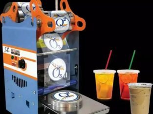 Mesin Cup Sealer Q2 Manual