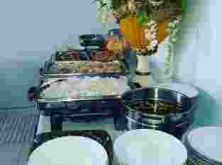 PO Hidangan prasmanan dan dekorasi