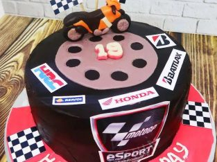 custom cake Bandung kue unik Bandung