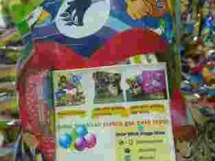 Paket Ulang Tahun / Ultah (snack Garudafood)