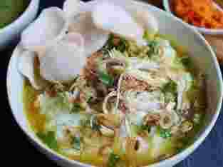 bubur ayam mang dung