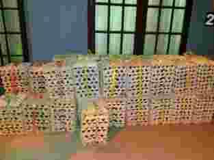 Distributor Telur asin mentah