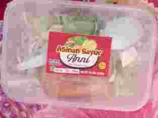 asinan sayur