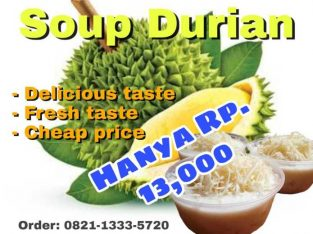 Soup Durian Master
