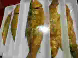 Ikan bandeng tanpa tulang tengah