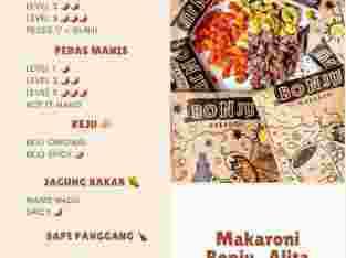 Makaroni Bonju Mampang